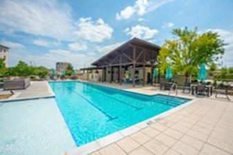 Pool at Listing #248802