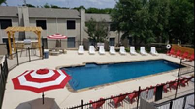 Pool at Listing #137140