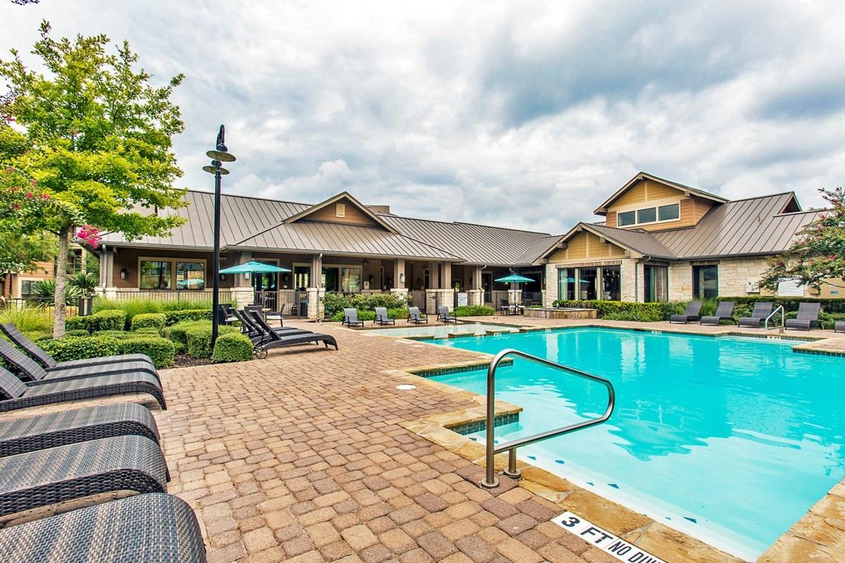 Pool at Listing #146197