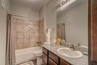 Bathroom at Listing #291859