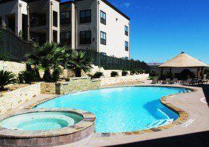 Pool at Listing #147159