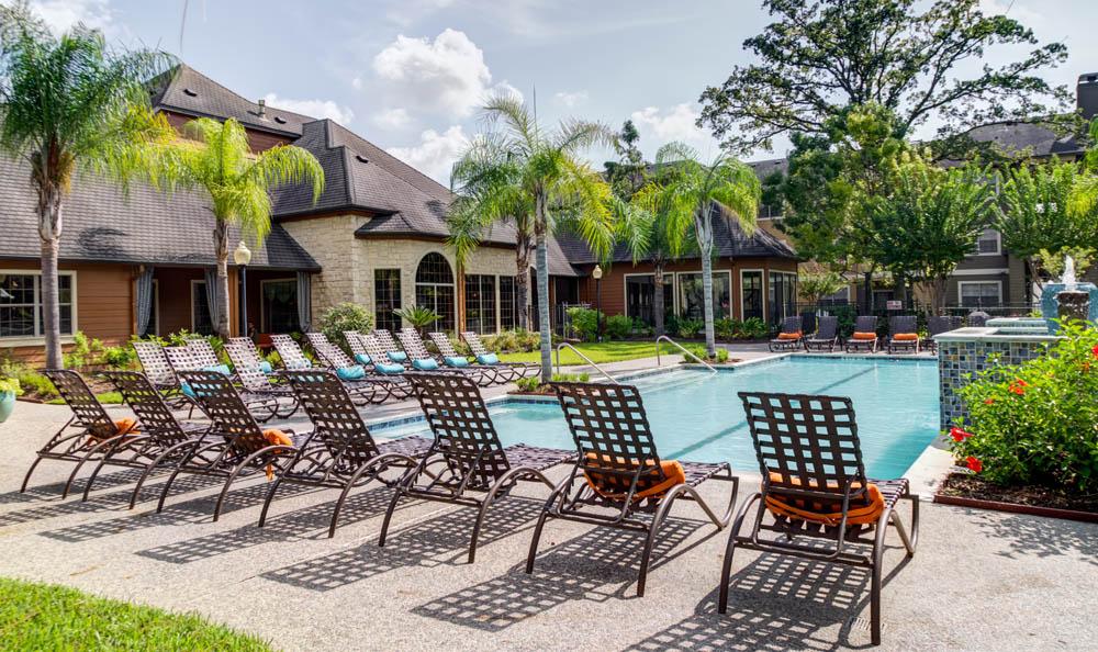 Pool at Listing #138667