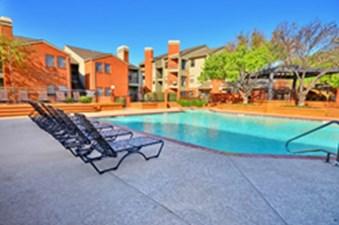 Pool at Listing #136185