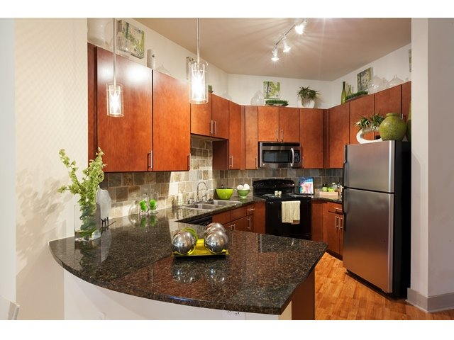 Kitchen at Listing #144646