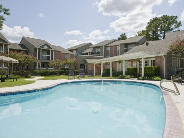 Pool at Listing #138516