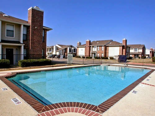 Pool at Listing #135647