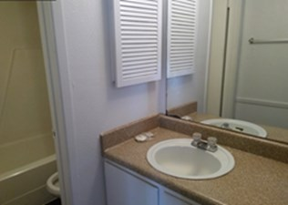 Bathroom at Listing #137056
