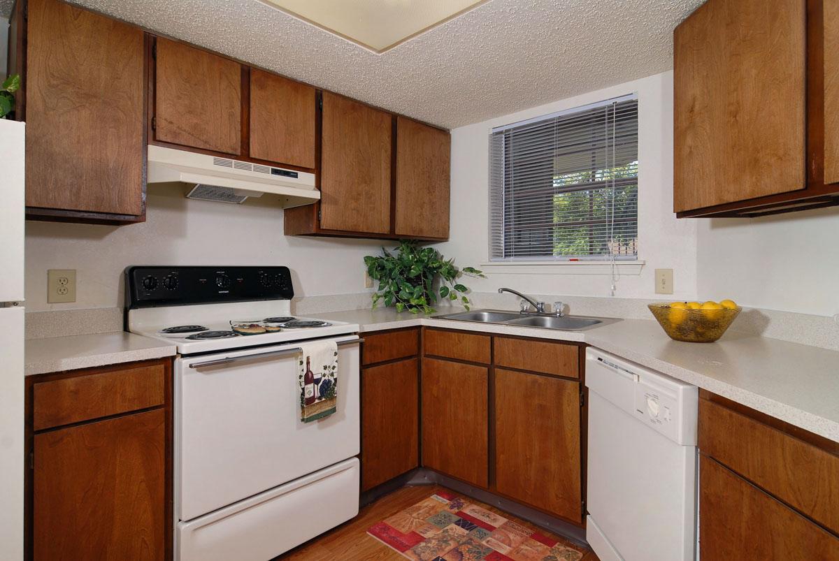 Kitchen at Listing #135981