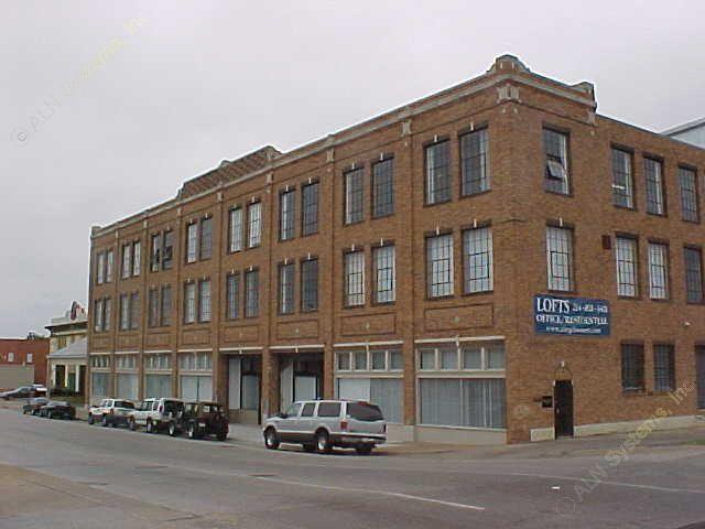 Goodyear Lofts Apartments Dallas TX