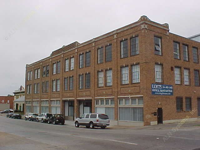 Goodyear Lofts Dallas TX