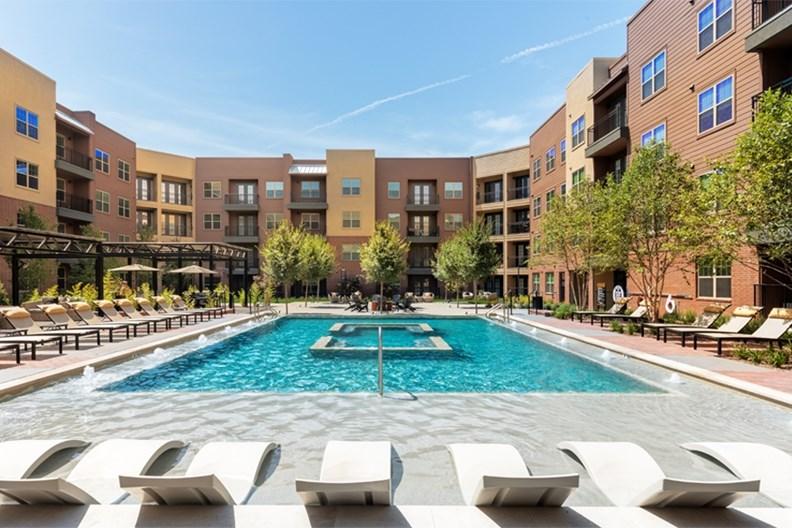 Aura Four44 Apartments