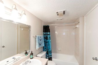 Bathroom at Listing #135849