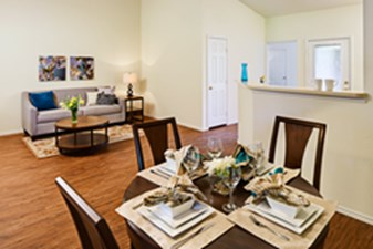 Living/Dining at Listing #137689