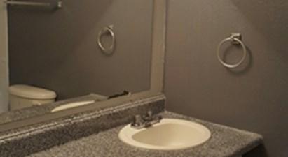Bathroom at Listing #137111