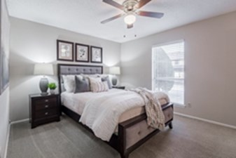 Bedroom at Listing #136034