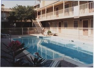 Pool Area at Listing #136597