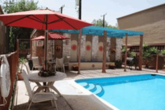 Pool at Listing #141399