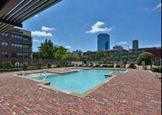 Pool at Listing #144255