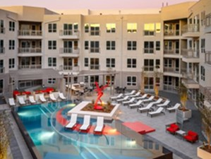 Pool at Listing #263368