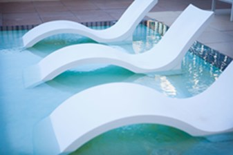 Pool at Listing #260072