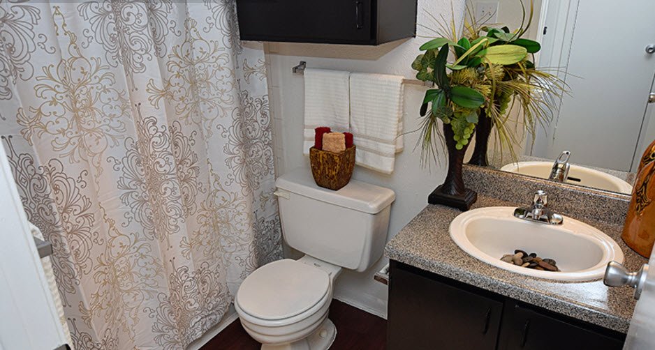 Bathroom at Listing #139208