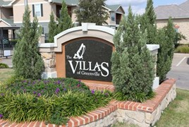 Villas of Greenville Apartments Greenville TX