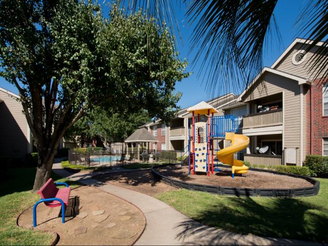 Playground at Listing #138924