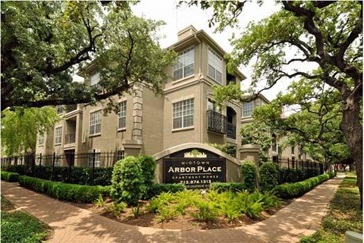 Midtown Arbor Place Apartments Houston TX