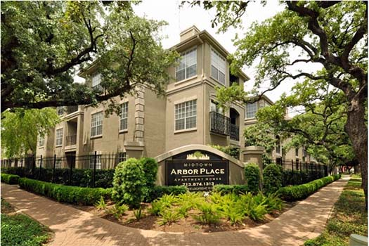 Midtown Arbor Place Apartments Houston, TX