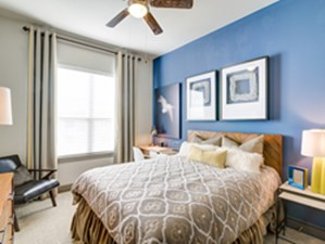 Bedroom at Listing #281186