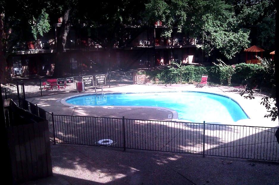Pool at Listing #139708