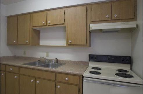 Kitchen at Listing #213628