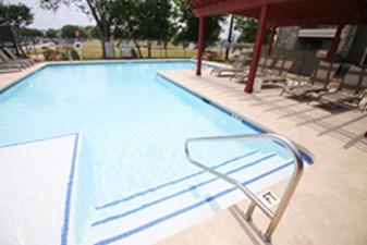 Pool at Listing #140391