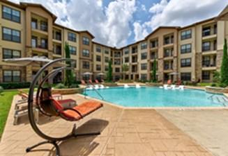 Pool at Listing #279648