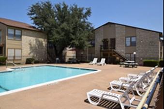 Pool at Listing #136000
