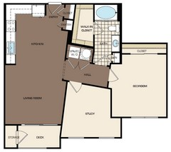 902 sq. ft. A2-alt1 floor plan