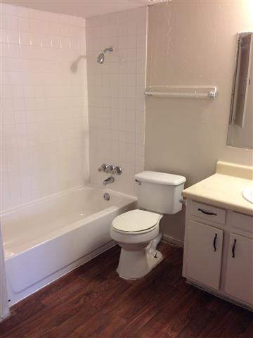 Bathroom at Listing #257746
