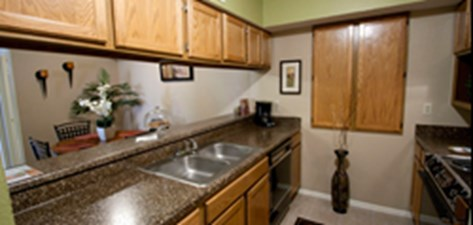 Kitchen at Listing #136878
