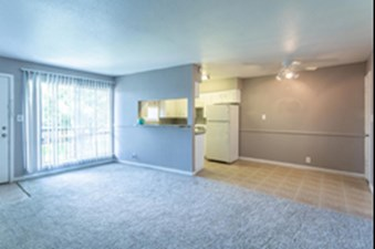 Living/Dining at Listing #212322