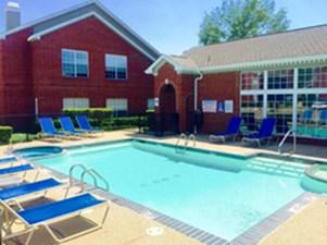 Pool at Listing #137732