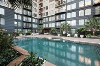 Pool at Listing #137819