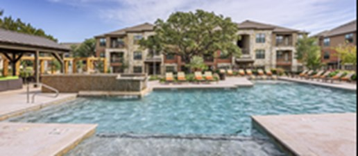 Pool at Listing #227815