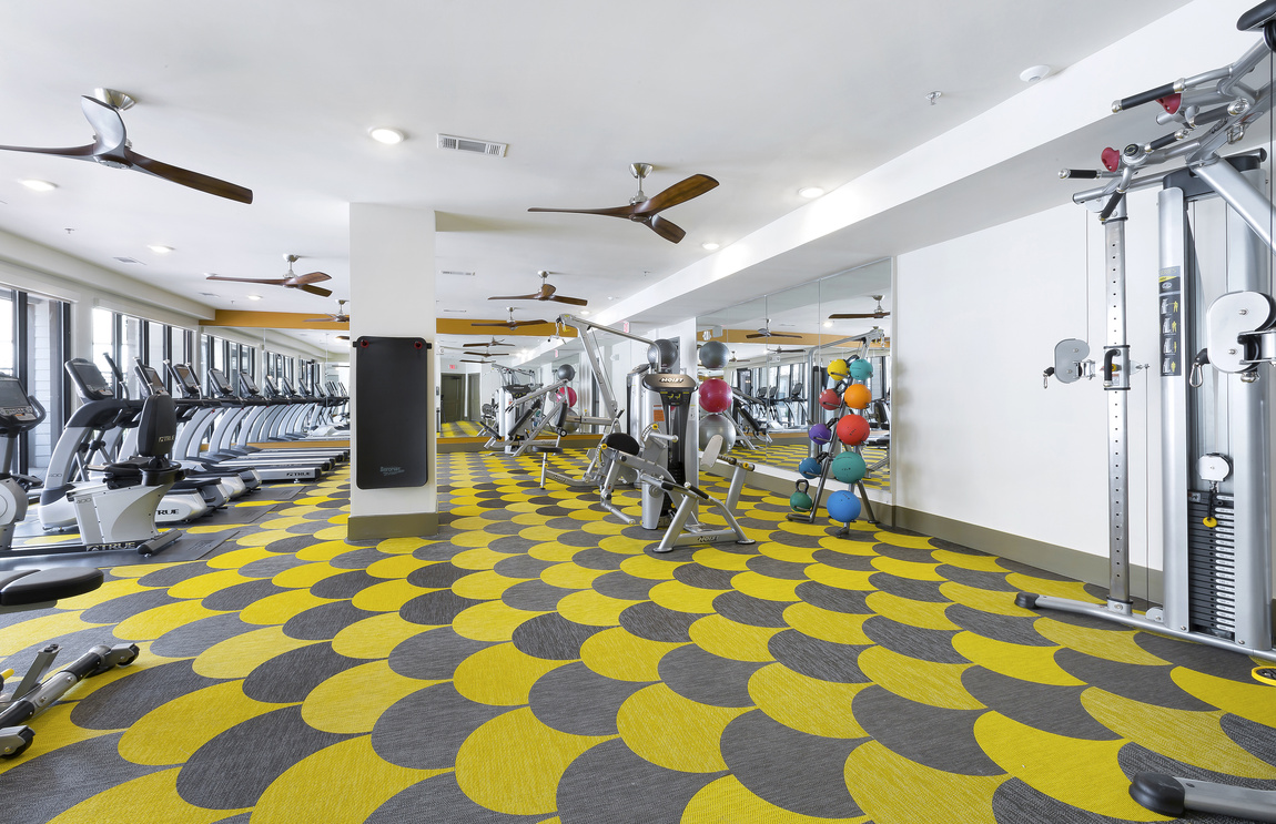 Fitness at Listing #260415
