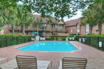Pool at Listing #138713