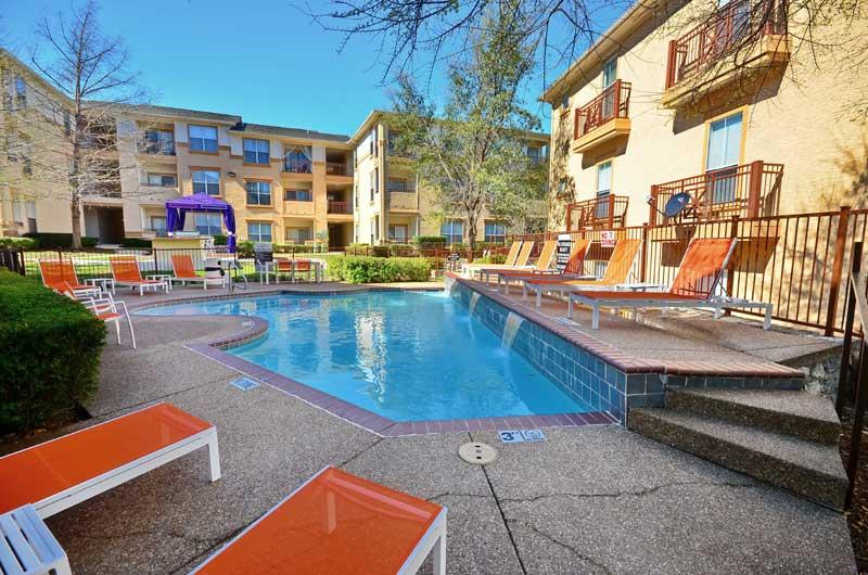 Lure Apartments Dallas TX