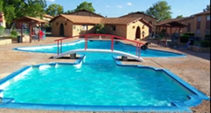 Pool at Listing #216034