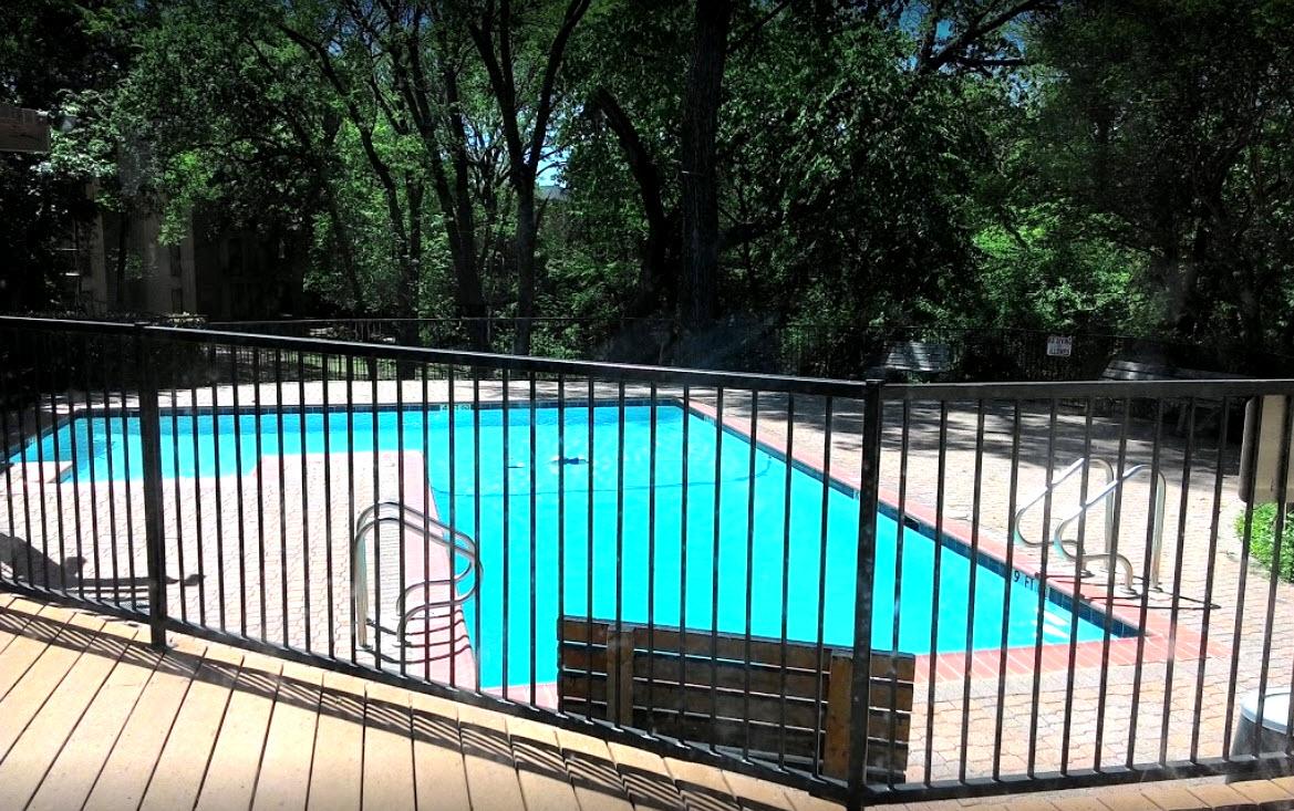 Pool at Listing #256347