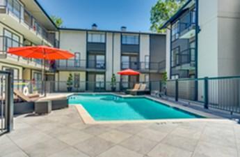 Pool at Listing #136665