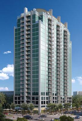 Skyhouse Dallas at Listing #243486