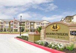 Midcrown Senior Pavilion Apartments San Antonio TX